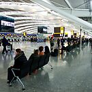 Inside Heathrow T5 by Hertsman