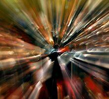 Hubbub 1 by Stephen Maxwell