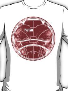 N7 Chestplate - Broshep T-Shirt