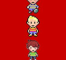 iPhone Earthbound by FormalComplaint
