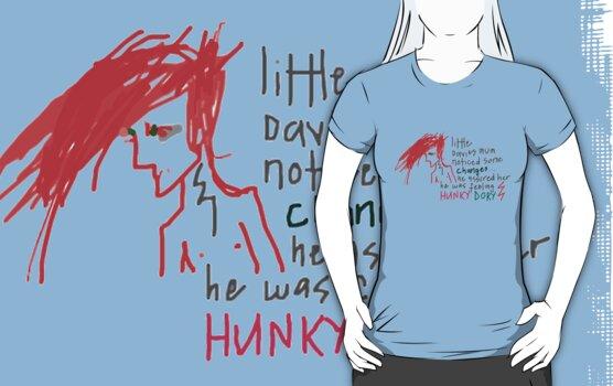 'He Assured her he was feeling Hunky Dory' by ellejayerose