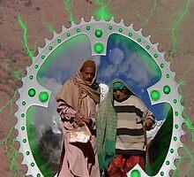 Taxila Stargate by Kenny Irwin