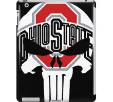 Ohio State Skull  iPad Case/Skin