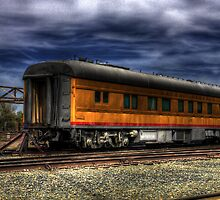 Trains & Trains by Ben Pacificar