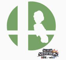 Super Smash Bros - Luigi by WillOrcas