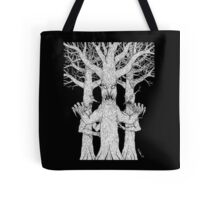 Denizens of the Diabolic Wood Tote Bag