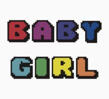 Baby Girl (Multi Color) by GreenGamer