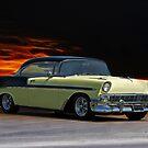 1956 Chevrolet Bel Air  by DaveKoontz