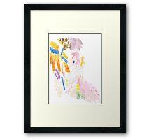 Revolutionary Girl Utena Framed Print