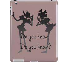 Revolutionary Girl Utena iPad Case/Skin