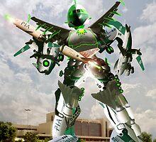 Pakistani International Airbot [PIA] by Kenny Irwin