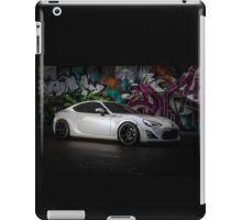 Pegasus White 86 GTS iPad Case/Skin