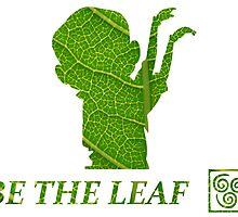 The Legend of Korra : Be The Leaf by AvatarSkyBison