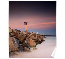 City Beach I Poster