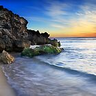 Trigg Beach by Kirk  Hille