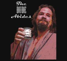 The Dude - The Big Lebowski by darthpaul