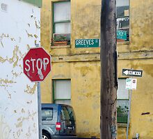 Greeves St. by Mark Higgins