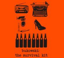 Bukowski: the survival kit by larrybbello