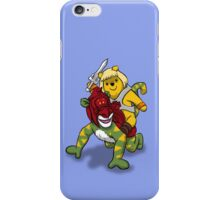 Masters of The Hundred Acres iPhone Case/Skin