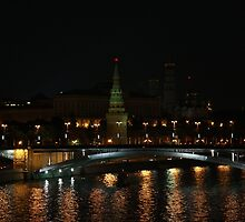Moscow night by goodwolf