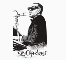 Ray Charles by TomHovey