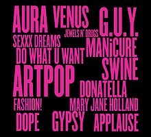 ARTPOP (Black) by ARTP0P