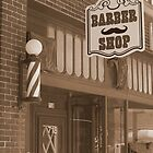 Barber Shop by Thomas Sielaff