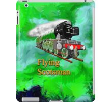 Flying Scotsman with Blinkers - all products bar duvet iPad Case/Skin