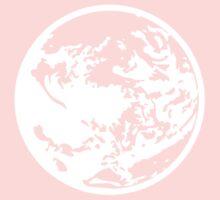 Earthbound Symbol - Super Smash Bros. (white) Kids Clothes