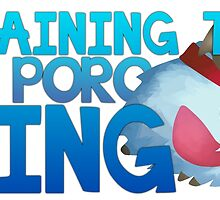 League of Legends - Poro Workout  by srslyakan