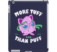 Tuff Puff iPad Case/Skin