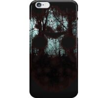 Mask of Hate iPhone Case/Skin