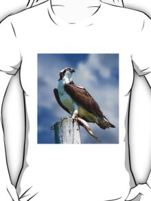 Osprey with Pike T-Shirt