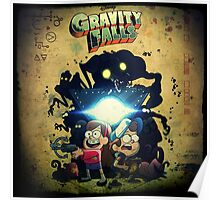 "Gravity Falls, ""This is It"" Poster"