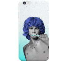 Portrait of Jim Morrison The Doors iPhone Case/Skin