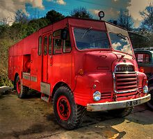Fire Truck by Andy Harris