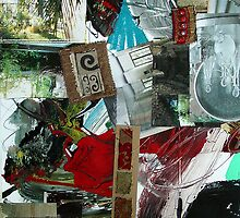 collage #11 25x38 by annette labedzki