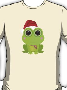 Christmas Frog T-Shirt