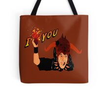 Temple of Love Tote Bag