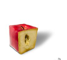 Unusual Apple by Shannon Beauford