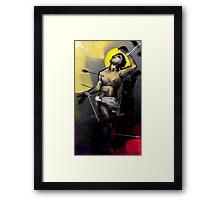 Saint Sebastian Martyrdom I Framed Print