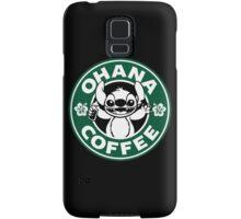 Ohana Coffee Samsung Galaxy Case/Skin
