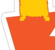 Bezier Sticker