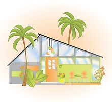 Tropical House by trennea
