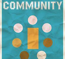 Community Table by ZaneBerry