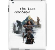 The Last Goodbye iPad Case/Skin