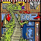 Dragon Barber by ZugArt