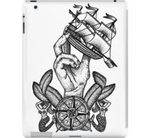 Captain Of The Ship iPad Case/Skin