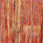 Abstract Birch Trees by vigor