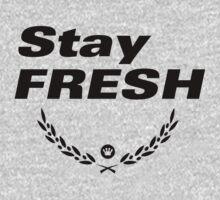 Stay Fresh [Cyprus Wreath] by FreshThreadShop